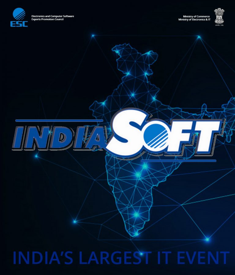 India's Largest IT Event Organised by ESC (Ministry of Commerce)